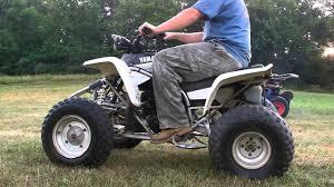 2000 yamaha blaster blaster four wheeler manual 200cc 2x4 racer