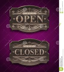 open closed sign template more information kopihijau