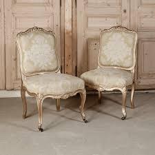 Louis 15th Chairs Pair Antique Italian Louis Xv Giltwood Chairs Inessa Stewart U0027s