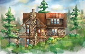craftsman cabin plan 26709gg craftsman cottage with rustic detailing craftsman