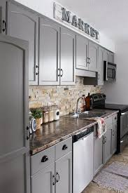 how to clean oak cabinets with murphy s how to make oak kitchen cabinets look modern materialsix