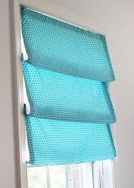 how to make no sew window shade diy u0026 crafts handimania
