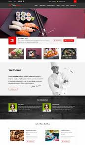 90 best cafe u0026 restaurant wordpress themes free premium