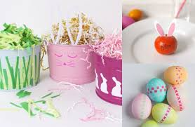 custom easter baskets the absolute cutest easter crafts for kids