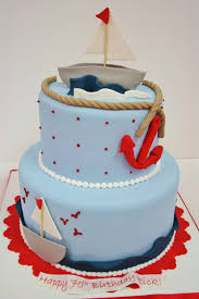 70th birthday cake nj sailing custom cakes sweet grace cake