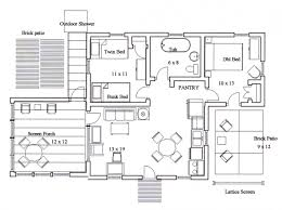 Garden Layout Template by The Island House Floor Plandesign A Layout Island Redesign