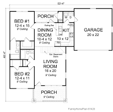 cottage floor plans small small house floor plans small country house plans house plans