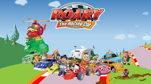 number 1 star introducing kids motorsports roary