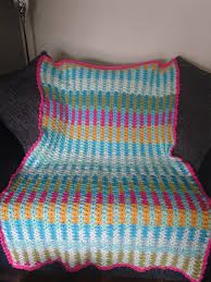melting popsicle afghan crochet project by julie ann s lovecrochet