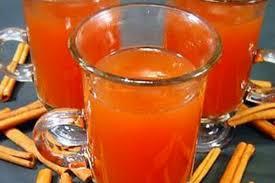 Non Alcoholic Thanksgiving Beverages Thanksgiving Beverage Spiced Cran Apple Cider Csmonitor Com