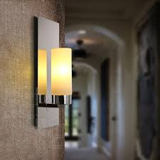 Led Wall Sconce Fixtures New Chrome Modern Led Wall Lamps Sconces Lights Bathroom Kitchen
