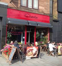 cassia coffee shop leith walk home facebook