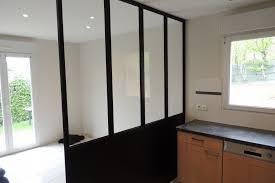 cloison vitree cuisine beau cloison vitre cuisine verriere interieure entre verrieres