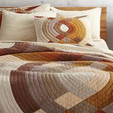 Orange And White Comforter Bedding Sale Comforters Sheets And Duvet Covers Cb2