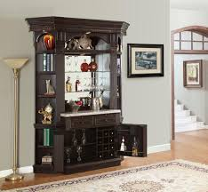 Home Bar Sets by Parker House Venezia Library Wall Unit Bar Set Ph Ven 465 Bar Set