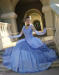 Halloween Ball Gowns Costumes Cinderella Cosplay Costume Ball Gown Dress Cosplay 425 00