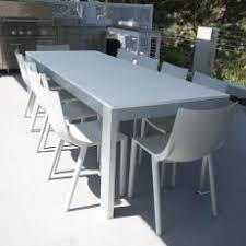 White Patio Dining Set by Photos Hgtv
