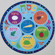 pesach plate passover plate the bedford citizen