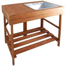 potting table with sink garden potting table with sink wayfair