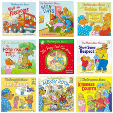 berenstein bears books berenstain bears books as low as 2 05 pincher