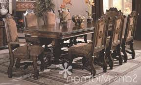 dining room sets for 8 lummy 8 chair dining room sets