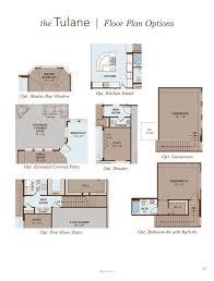 gehan floor plans tulane home plan by gehan homes in waters edge