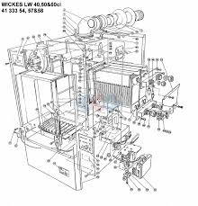 boiler diagram dropot com