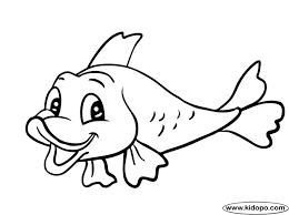 holiday colouring pages cute fish coloring pages property