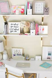Organize A Desk 24 Chic Ways To Organize Your Desk And Make It Look Gurl