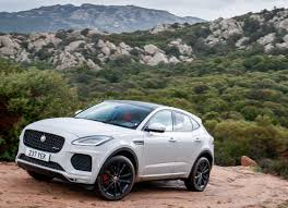 2018 jaguar e pace first drive review small but mighty 95 octane