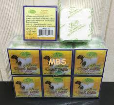 Sabun Thai sabun kambing collagen thailand wsp