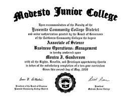community business college modesto ca artist resume