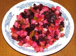 cold salads vinegret recipe russian cold vegetable salad whats4eats