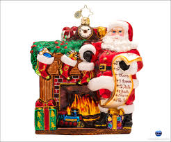 christopher radko designer for a day christmas ornaments