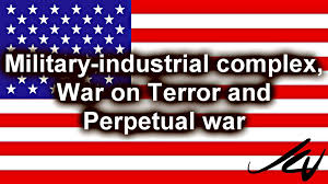 Flag Complex Military Industrial Complex War On Terror And Perpetual War