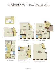 montoro home plan by gehan homes in estrella u2013 palazzo series