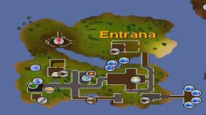 Oldschool Runescape World Map by Opening 50 Easy Clue Caskets On Entrana Youtube