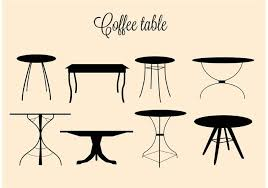 Free Coffee Tables Free Vector Coffee Tables Free Vector Stock