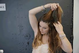 no fuss lob haircut how to get beach waves without the fuss