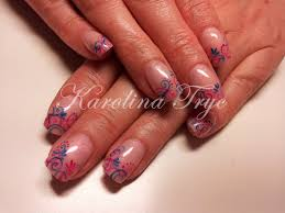 acrylic nails with gel overlay price nail paint design