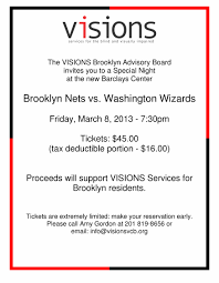 Services For The Blind And Visually Impaired Brooklyn Advisory Board Event Visions
