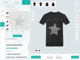 Program For Designing Clothes Html5 T Shirt Designer Tool Product Designer Application For Magento