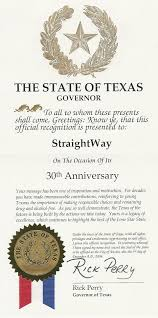 Letter Of Commendation Welcome To The Straightway Training Center