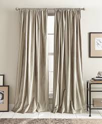 Stationary Curtain Rod Curtains And Window Treatments Macy U0027s