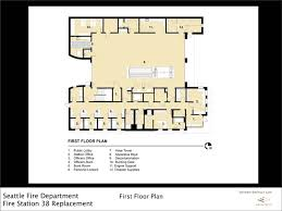 Fire Station Floor Plans 2011 F I E R O Fire Station Design Awards Winners Seattle Wa