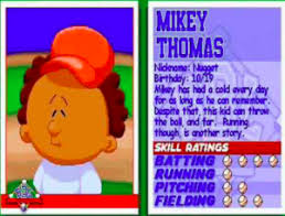 Backyard Baseball 10 What College Players Resemble Characters From Backyard Baseball