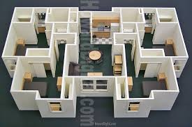3d model floor plan download stylish design architectural 3d modeling tsrieb com