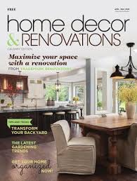 Home Renovation Magazines Calgary Home Decor U0026 Renovations Jun Aug 2016 By Nexthome Issuu