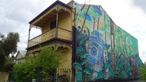 House Murals by Melbourne Fresh Daily Another Maka Mural