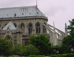 flying buttress what s a flying buttress history of architecture medieval